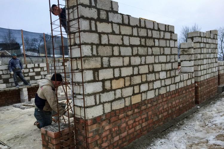 Лучший материал для стен частного дома в Молдове – выбор компании Solar Construct
